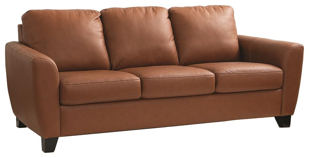 Marymount Leather Sofa by Palliser at Darvin Furniture