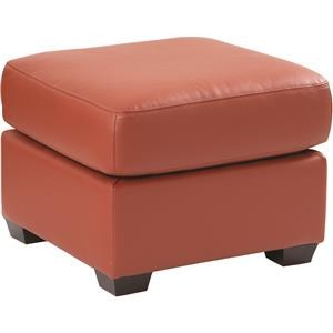 Accent Chairs By Palliser. Leather Ottoman