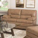 Palliser Northbrook Pillow Arm Loveseat