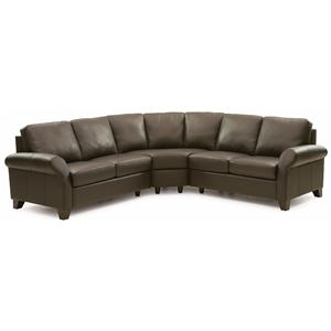 Palliser Ottawa 3 pc. Sectional