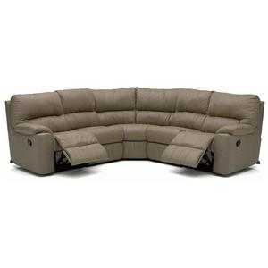 Palliser Picard Sectional Sofa
