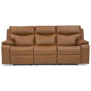 Sofa w/ Manual Recline
