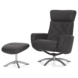 Palliser Quantum Reclining Chair and Ottoman