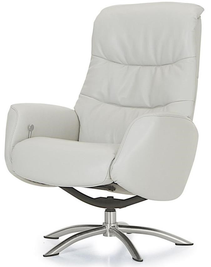 Palliser Quantum Reclining Chair - Item Number: 50003-Q03-Venice Steel