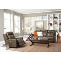 Palliser Redwood Power Reclining Living Room Group - Item Number: 41057 Reclining Living Room Group 1