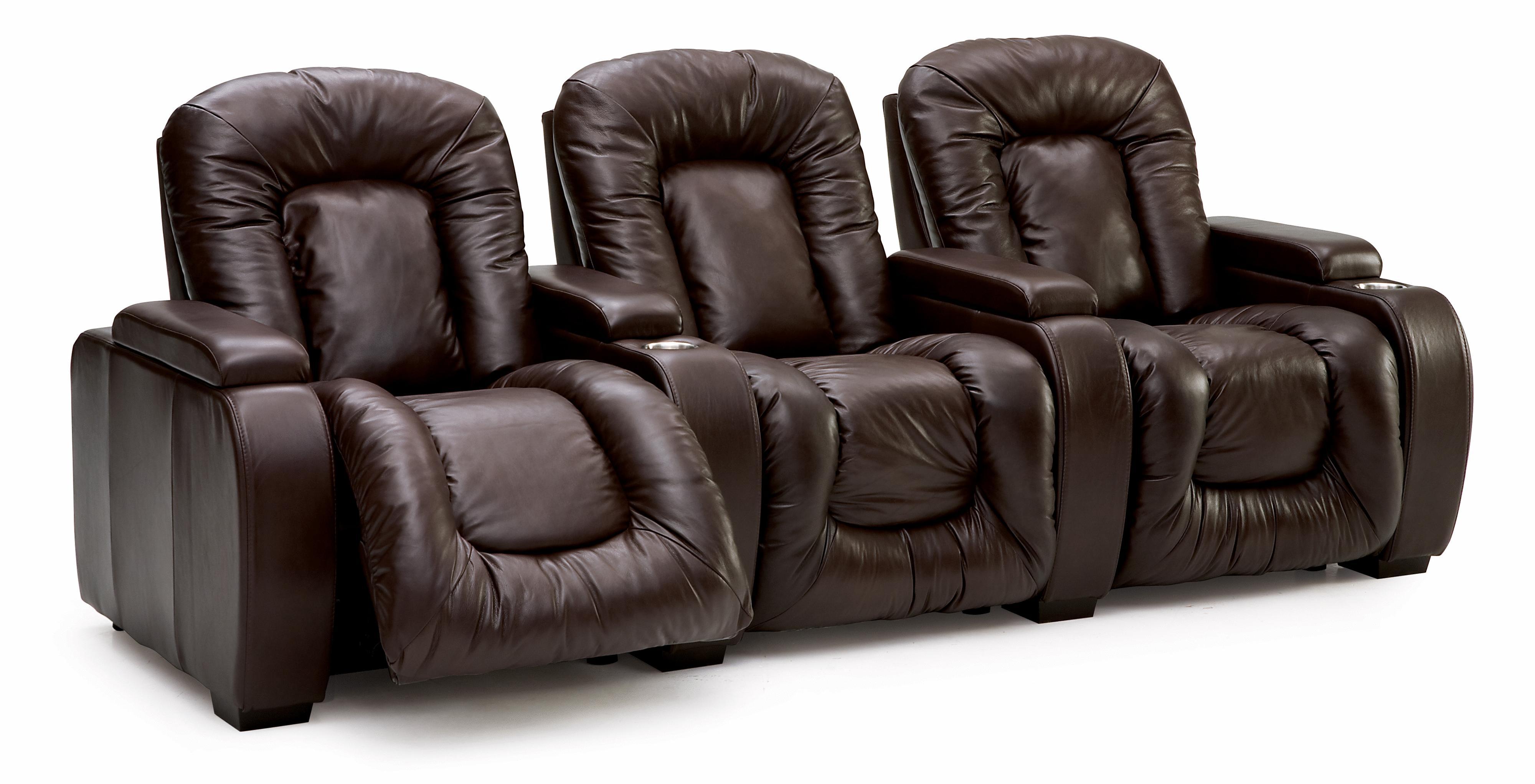 Palliser Rhumba 3-Piece Theater Seating - Item Number: 41918-3E+5E+7E