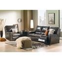 Palliser San Francisco Reclining Living Room Group - Item Number: 41120 Living Room Group 2