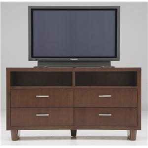 Simply Modern Contemporary Media Console by Casana