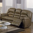 Palliser Taurus Power Sofa Recliner - Item Number: 41093-61-Glove Palomino