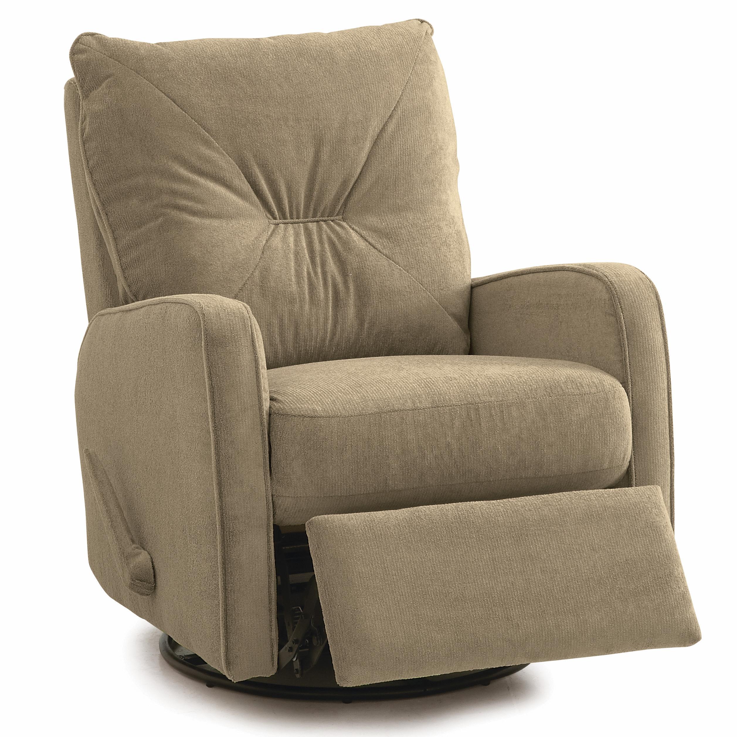Palliser Theo Contemporary Swivel Rocking Reclining Chair