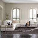 Palliser Titan 3-Seat Sectional Sofa w/ Pwr Head & Pwr Recl - Item Number: 44004-18+9A+70+6P