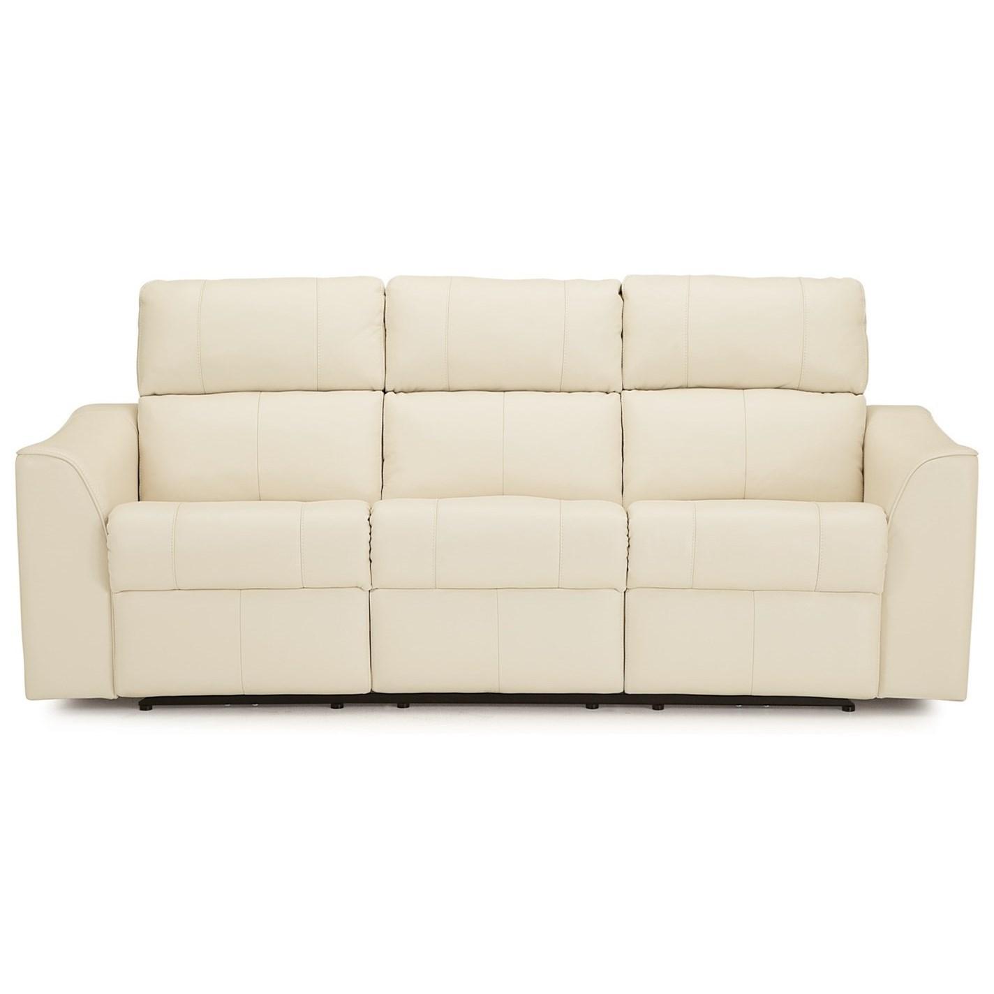 Palliser Topaz 41131-51 Contemporary Reclining Sofa ...