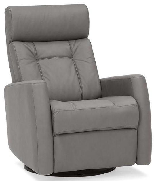 Swivel Glider w/ Power Headrest