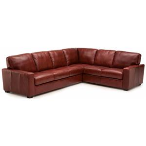 Palliser Westend 2 pc. Sectional
