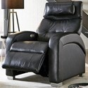 Palliser Zero Gravity Recliner Transitional Recliner with Full Chaise Cushion