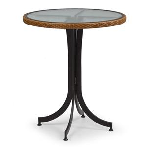 "Palm Springs Rattan Empire Counter Height 30"" Round Table"