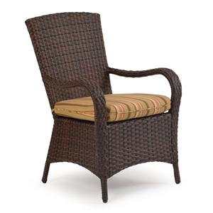 Palm Springs Rattan Kokomo Dining Arm Chair