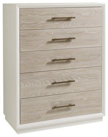 Boca Grande Five Drawer Chest by Panama Jack by Palmetto Home at Johnny Janosik