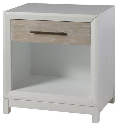 Boca Grande 1 Drawer Nightstand by Panama Jack by Palmetto Home at Johnny Janosik