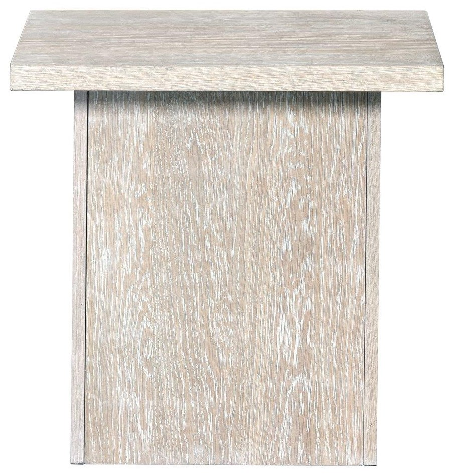 Boca Grande Square End Table by Panama Jack by Palmetto Home at Johnny Janosik