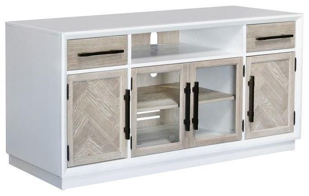 Boca Grande Entertainment Console by Panama Jack by Palmetto Home at Johnny Janosik