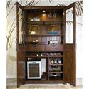 Panama Jack by Palmetto Home Eco Jack Coastal 2-Door China Display - 101-680