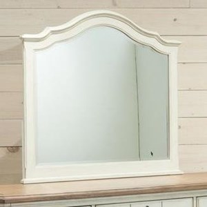 Panama Jack by Palmetto Home Millbrook Landscape Mirror