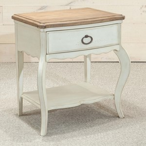 Legged Nightstand