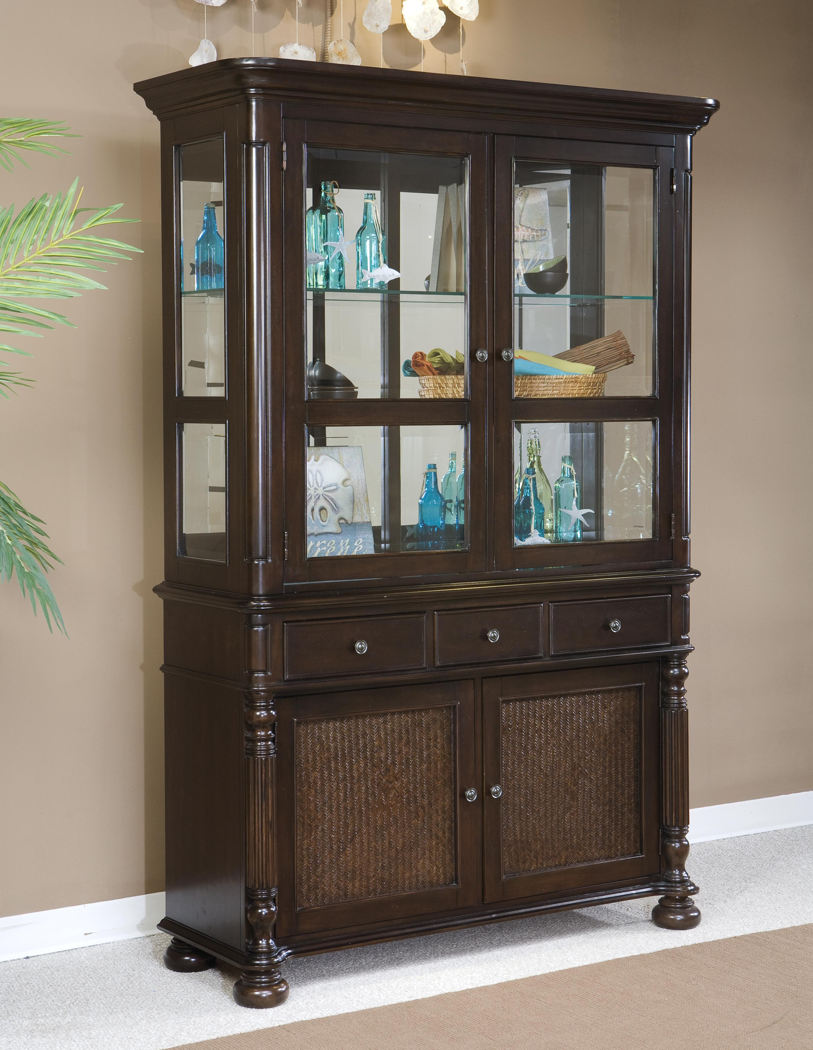 set havana palmetto ad china item buffet by products home hutch traditional jack b panama old
