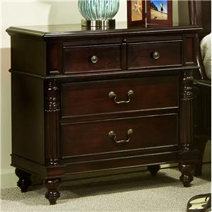 Panama Jack by Palmetto Home Old Havana Nightstand