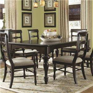Panama Jack by Palmetto Home Old Havana Rectangle Dining Table