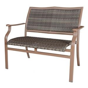 Panama Jack by Palmetto Home Patio Woven Loveseat
