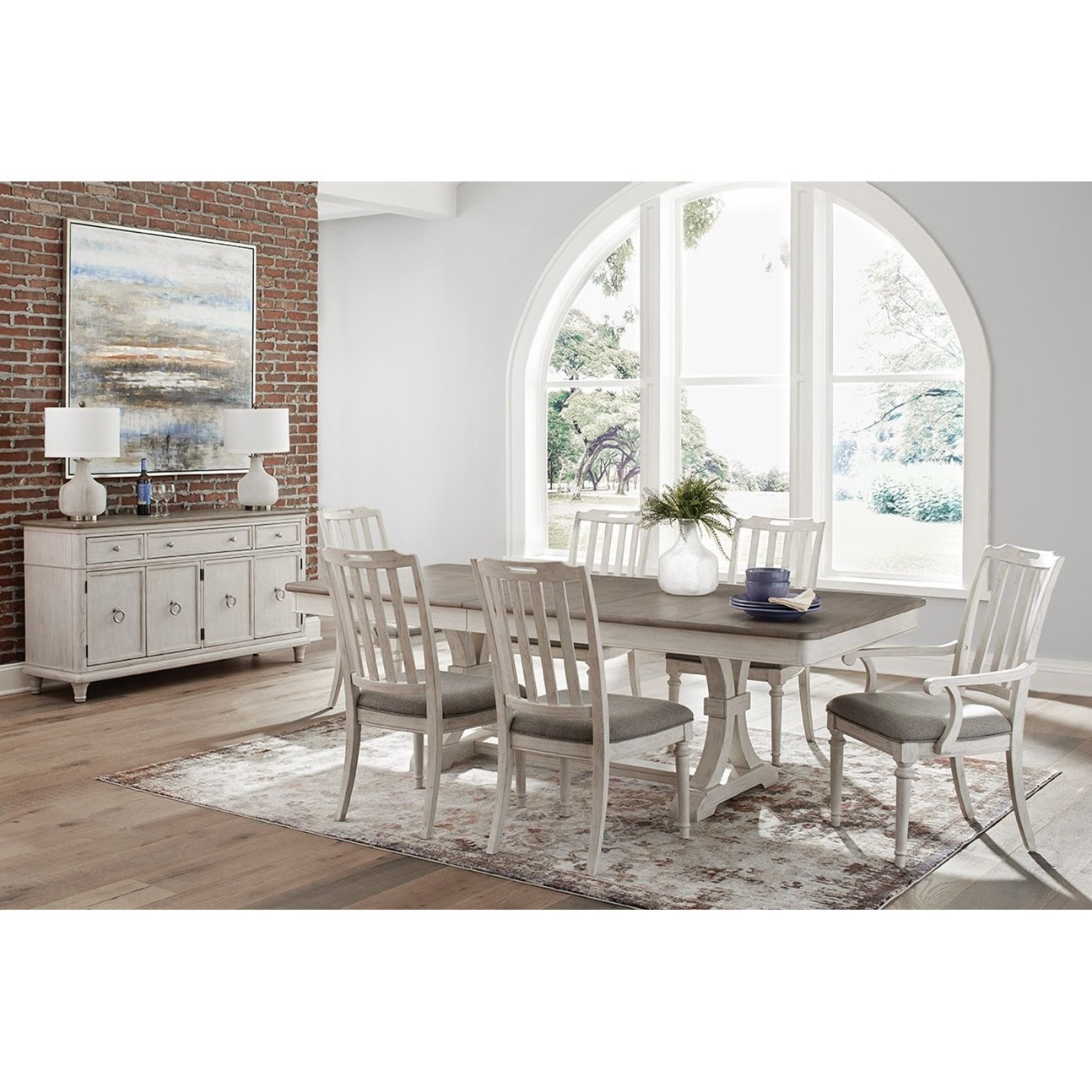 Sonoma Dining Room Group by Panama Jack by Palmetto Home at Baer's Furniture