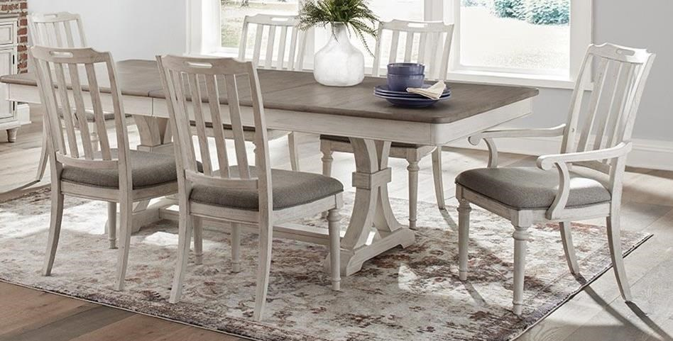 Sonoma 7-Piece Table and Chair Set by Panama Jack by Palmetto Home at Baer's Furniture