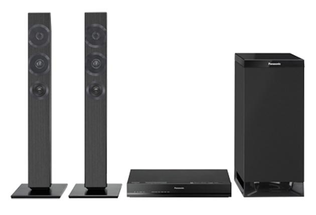 Panasonic 2013 Home Theater Systems 2.1 Channel 240 Watt Home Theater System - Item Number: SC-HTB370