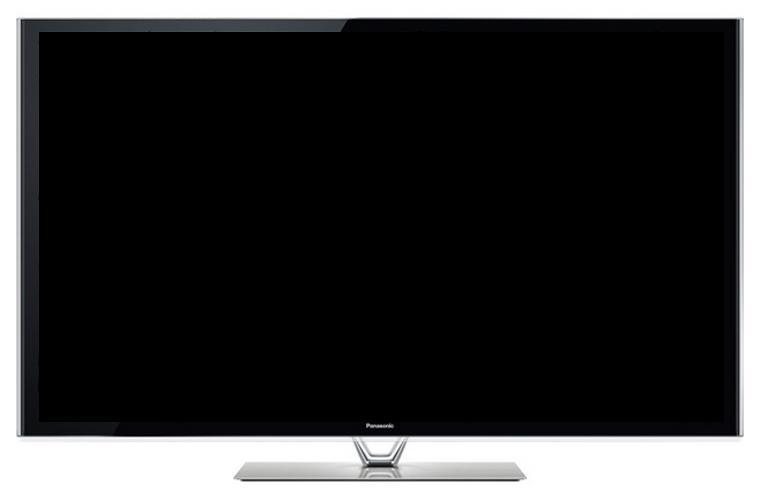 """65"""" 1080p Full HD 3D Plasma HDTV"""