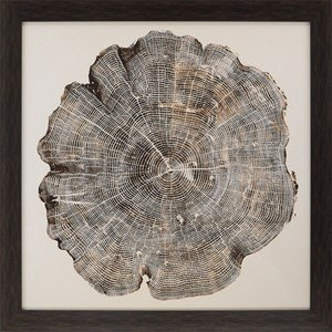 Timber I Framed Art