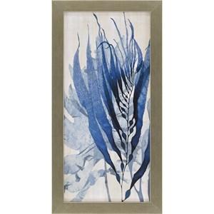 Paragon Wall Art Sea Nature in Blue I Wall Art