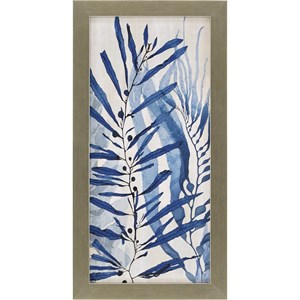 Paragon Wall Art Sea Nature in Blue II Wall Art