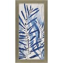 Paragon Wall Art Sea Nature in Blue II Wall Art - Item Number: 1169