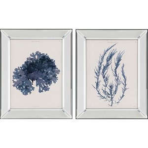 Paragon Wall Art Set of 2 Seaweed I Wall Art