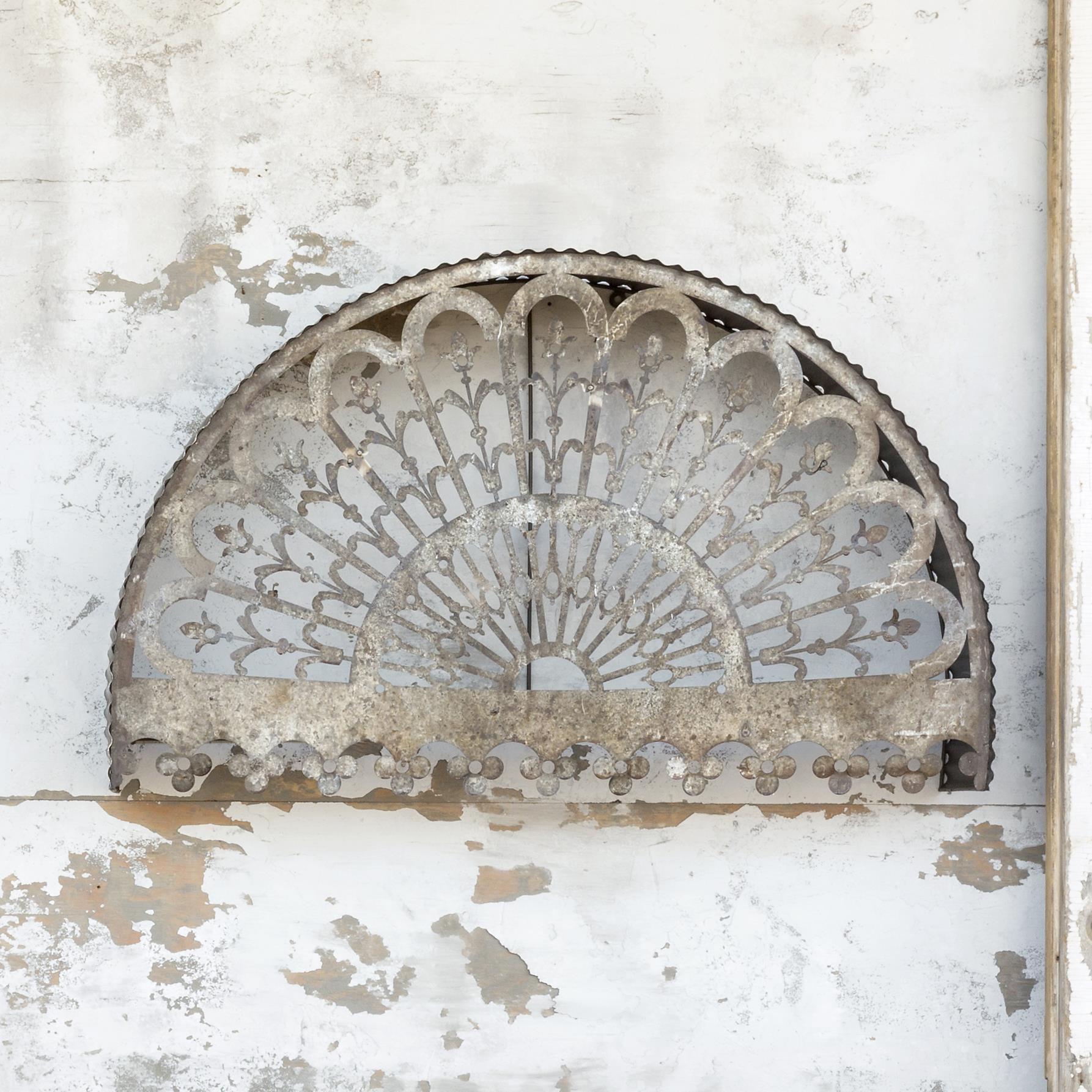 Metal Filigree Arch Relic
