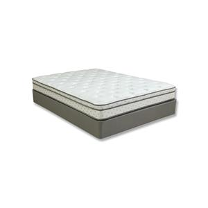 "Park Place Corp AC Belle Haven King 9"" Euro Top Mattress"