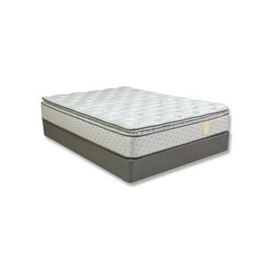 "Park Place Corp AC Harmony King 11 1/4"" Pillow Top Mattress"