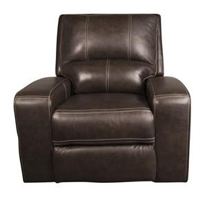 Parker Scott Alta Alta Power Leather-Match* Recliner with