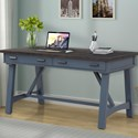 "Parker House Americana Modern 60"" Writing Desk - Item Number: AME-360D-DEN"