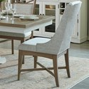 Paramount Furniture Americana Modern Dining Chair Host - Item Number: DAME-2518