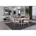 Paramount Furniture Americana Modern Casual Dining Room Group - Item Number: DAME Dining Room Group 2