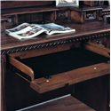 Parker House Barcelona Two-Piece Library Desk - Bar460_2