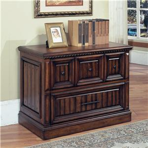 Parker House Barcelona 2 Drawer Lateral File